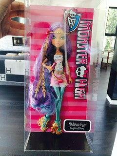 Madison Beer Monster High