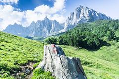 Im Wilden Kaiser (Uli - www.auf-den-berg.de) Tags: berge wandern mountains hiking outdoors wilderkaiser kaisergebirge tirol tyrol austria