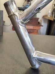 20180802_112207_HDR (AR Cycles) Tags: ar cycles custom stainless steel road bike frame fork reynods953 kva ms3 internal routing lug lugs henry james