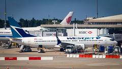 Boeing 737-8 MAX C-FNAX WestJet (William Musculus) Tags: paris cdg charles de gaulle roissy roissyenfrance lfpg airport aéroport spotting mauregard îledefrance france fr cfnax westjet boeing 7378 max 737max 737 william musculus