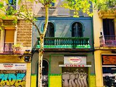 Barcelona Love (lindsipindsi_) Tags: spain street colorplay highcontrast color door windows wall barcelona