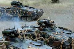 180806-Z-OU450-0273 (U.S. Army Europe) Tags: germanmarderinfantryfightingvehicle usarmyeurope strongeurope noblepartner georgiaarmynationalguard 1171stgsab georgianarmedforces readiness vaziani tbilisi georgia partnership alliance armynationalguard training noriotrainingareas gori vazianitrainingarea senaki communityoutreach 3rdsquadron 2ndcavalryregiment 2cr allies m2a3 bradleyfightingvehicle m1a2abrams ukraine combinesurbanoperations ukrainian