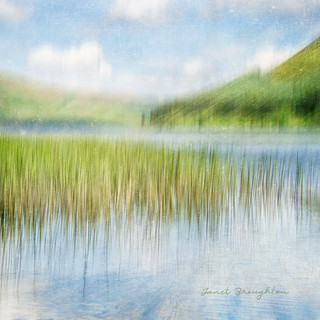 Whispers On The Water {From the Landscapes of Dreams series}