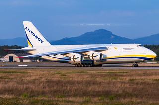 UR-82072 Antonov AN-124 Antonov Airlines