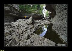 en bas du Canyon du Doubs - Ville du Pont (francky25) Tags: en bas du canyon doubs ville pont franchecomté sécheresse anormale été 2018 fleuve asséchement