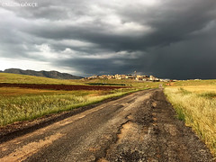 Before The Storm (Madlin Gökçe) Tags: beforethestorm storm marbobogünyurdunusaybinmardinturkiye marbobo günyurdu nusaybin mardin turkey turkiye turquie turkiye2018 nature natureaddict naturebeauty naturephotographs naturelandscape natureandlandscape route rochers road rocks chemin way village viaje visitetheworld visite view orange cloudysky clouds nuages nubes nuageux terrains extérieur terre outside exterieur town marbobotown günyurduköy köy günyurdutown thefields champs houses home maisons paysage landscape landscapebeauty landscapeinthepicture pueblo paisaje tormenta casas mountain montagne orage cielnuageux bestnature appleiphone7 light beautifullight lumière travel voyage smalltown petitvillage damagedroad damaged routeendommagée bozukyol yol