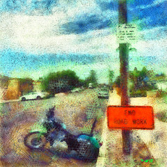 < So Cali > (Wandering Dom) Tags: street urban motorcycle living time life habitat reality dream existence being nothingness earth multiverse usa southerncalifornia impression expression roam wandering