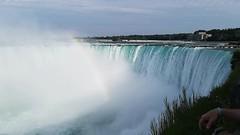 Niagara Falls (Kiwi1823) Tags: waterfall niagarafalls waves rainbow canada hauwei p20pro