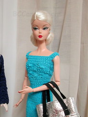 Elegant Rose Silkstone IMG_5376 (Bccan Designs) Tags: barbie articulated poseable silkstone elegant rose midnight glamour redressed