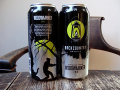 Widowmaker IPA (knightbefore_99) Tags: beer pivo cerveza can pair two hops malt tasty drink bc widowmaker ipa india pale ale squamish backcountry
