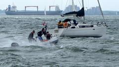 vlissingen roeiershoofd (Omroep Zeeland) Tags: zeilboot dinghy