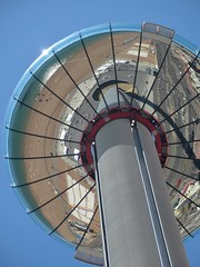 IMG_3959 (.Martin.) Tags: lower kings road brighton bn1 2ln british airways i360 south coast worlds tallest moving observation tower designed marks barfield architects beach sea seaside coastline view views