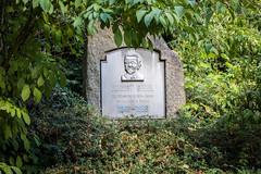 Gedenktafel für August Bebel in Wetzlar