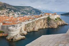 Dubrovnik (tamson66) Tags: dubrovnik fort croatia landscape city
