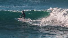 (Adriani9819) Tags: surf la21 gijon sanlorenzo playa beach wave waves ocean sea mar oceano sport deporte surfer bigwave wsl qsl asturias water risk agua rock roca swell marejada surfing sup standuppaddle elmongol