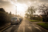 20180414 (Homemade) Tags: morning sonydscrx100 street cars parking trees suburbs didcot england uk oxfordshire southoxfordshire spring