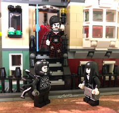 Never tell your mother about a costume party, ever! #lego #lego365 #legostagram #legomoc #toyslagram #legomania #instalego #brickart  #legominifigures #instalego #brick #brickcentral #legophotography #rlugmexico #bvraccoon (soulkillermaggot) Tags: lego lego365 legostagram legomoc toyslagram legomania instalego brickart legominifigures brick brickcentral legophotography rlugmexico bvraccoon