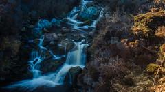 The falls at Abhainn na Cloiche (Impact Imagz) Tags: landscape scottishlandscapes hebrideanlandscapes northtolsta isleoflewis outerhebrides hebrides westernisles scotland visitscotland nature water waterfall river abhainnnacloiche moorland