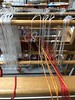 IMG_1663 (basket-lady) Tags: weaving 32cotton 2harness looms 4harness warp weft shuttles