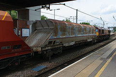 300641 Bedford 130618 (Dan86401) Tags: bedford mml 6z32 300641 hka bogie aggregate hopper wagon freight db dbcargo