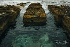 BDMALTE-SandMulas-9789 (IMAJIM_SandMulas) Tags: malta malte sandmulas valetta ocean sea blue yellow