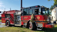 Engine 193 (Central Ohio Emergency Response) Tags: ohio fire department truck franklin township engine pumper pierce