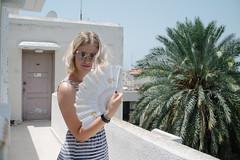 Cyprus. (PeeterTomson) Tags: paphos pafos cyprus summer fujifilm xa1 7artisans 25mm f18 travel vacation enjoy beach sun summervibes portrait girl