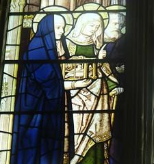 [64726] St Denys, Sleaford : Peake Window (Budby) Tags: sleaford lincolnshire church window stainedglass