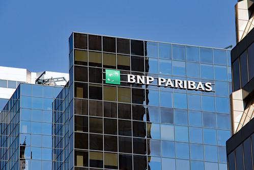 BNP Paribas in Canada