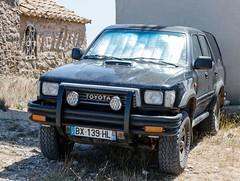 BX-139-HL (Nivek.Old.Gold) Tags: 1990 toyota 4runner 30 v6