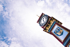 Weymouth (Thomas Ohlsson Photography) Tags: airrun2k18 clocktower england pentaxk3ii smcpentaxda21mmf32allimited thomasohlssonphotography weymouth thomasohlssoncom