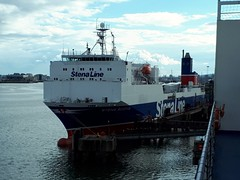 Stena Scotia (andrewjohnorr) Tags: stenascotia stenaline ferries belfast