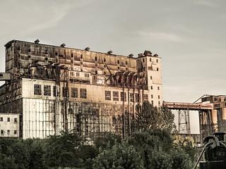 Ruine Industrielle