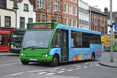Nottingham City Transport 238 Y238LRR (Will Swain) Tags: nottingham 6th april 2018 nottinghamshire city centre bus buses transport travel uk britain vehicle vehicles county country england english 238 y238lrr