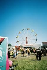 Ferris 2 (bigalid) Tags: film 35mm olympus trip505 youthbeatz 2018 june lomography100cn c41 dumfries ferris