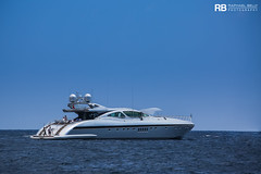 Awesome II - 39,5m - Overmarine (Raphaël Belly Photography) Tags: rb raphaël monaco raphael belly photographie photography yacht boat bateau superyacht my yachts ship ships vessel vessels sea motor mer m meters meter awesome ii 2 39m 39 overmarine grey silver grise blue bleu bleue metallic