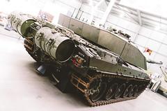 Challenger 2 (Thomas Ohlsson Photography) Tags: airrun2k18 bovington challenger2 england fv4034 mbt mainbattletank pentaxk3ii smcpentaxda21mmf32allimited tankmuseum thomasohlssonphotography thomasohlssoncom