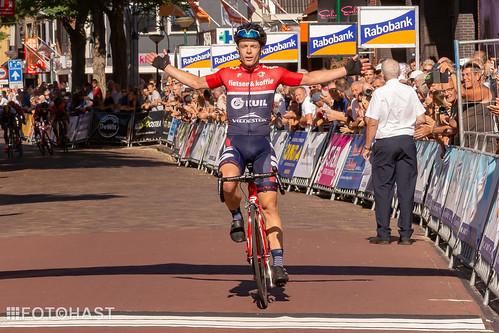 Winnaar bij de Elite Peter Merx