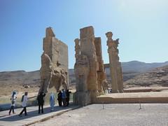 444S Persepoli (Sergio & Gabriella) Tags: iran persia persepoli