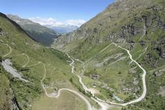 val de Moiry (bulbocode909) Tags: valais suisse moiry grimentz valdanniviers valdemoiry montagnes nature routes arbres paysages vert bleu