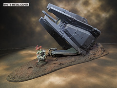 Wrecked Drop Pods (whitemetalgames.com) Tags: wrecked drop pods 40k terrain warhammer40k warhammer warhammer40000 40000 paintingwarhammer gamesworkshop games workshop citadel whitemetalgames wmg white metal painting painted paint commission commissions service services svc raleighlaughter knightdale knight dale north carolina nc hobby hobbyist hobbies mini miniature minis miniatures tabletop rpg roleplayinggame rng warmongers blood angels ultramarines space wolves wolf dark