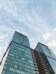 Paint the world blue (The Fringe tales) Tags: travel bluesky clouds sky architecture buildings vietnam southeastasia