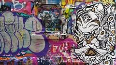 Abyss.607... (colourourcity) Tags: melbourne burncity colourourcity awesome nofilters original streetart streetartaustralia streetartnow graffiti abyss abyss607 rutledgelane