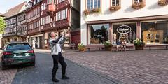 Miltenberg (1 von 6) (bollene57) Tags: 2018 deutschland ducait herbert miltenberg motorradtouren odenwald personen tanja