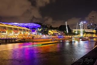 Clarke Quay, Singapore -7413