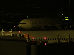 Singapore B777 Star Alliance livery at SIN (AirSL-D) Tags: air srilanka sri lanka finnair singapore singaporeairlines srilankanairlines cmb sin katunayake changi changiairport cmbtosin trip planespotting avgeek boeing airbus a320 a330 b777 a350 a321 jetstar emirates qantas chinasouthernairlines chinasouthern xiamenairways blue night nightspotting ramp terminal1 terminal1changi lights a320neo sl b737 rampshot viewingmall cfmleap ge90