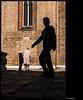 luminosa prospettiva (magicoda) Tags: italia italy magicoda foto fotografia venezia venice veneto fuji fujifilm x100 x100t mirrorless persone people maggidavide davidemaggi passione passion voyeur muro wall calle calli candid 2017 wife noupskirt fashion eleganza amore love donna woman moda basilica church frari ombra ombre shadows backlight controluce prospettiva luce lux uomo man