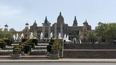 Mnac, Montjuic, Barcelona.