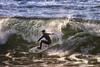 Salinas Surfer (danielfi) Tags: salinas asturias surf surfer playa beach ola wave