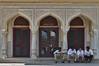 Palace Atelier (mφop plaφer) Tags: citypalace jaipur architecture arche ark conversation atelier palace palais sculpture ombre shadow pause break